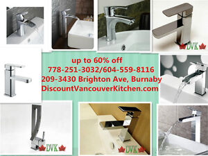 Bathroom Faucets For Summer Sale Up to 60% Off Start from $69