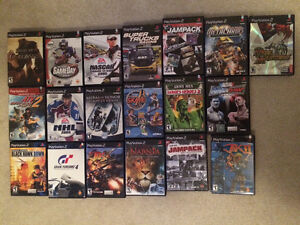 PS2 GAMES FOR CHEAP!!