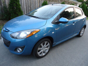 2011 Mazda2 4 Door Manual Transmisson Sports touring $4850.00