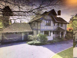 Vancouver-Shaughnessy Area Home for Rent