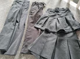 Girls school uniform bundle