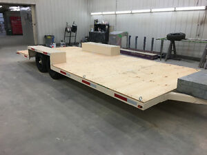 19' Quad and/or to Utility trailer