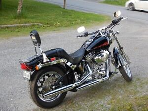 HARLEY DAVIDSON SOFTAIL FXST 2002 IMPÉCCABLE