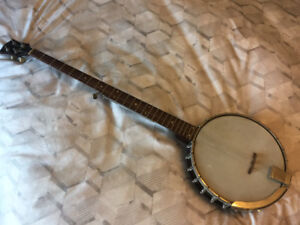 GIBSON BANJO - 5 String, Long Neck - 1964 - Rarely Used