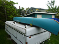 Evergreen Canoe 16'
