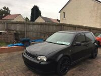 Golf gti tdi 25th anniversary