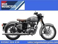 ROYAL ENFIELD BULLET CLASSIC EFI GUN METAL COMES WITH MANUFACTURERS WARRANTY