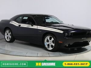 2012 Dodge Challenger R/T AUTO A/C CUIR TOIT MAGS