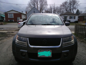 2007 Suzuki Grand Vitara 2.7 v6 4x4 manual