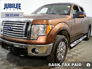 2011 Ford F-150   - one owner - sk tax paid