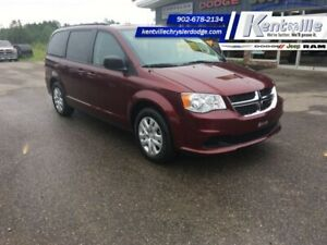 2019 Dodge Grand Caravan SXT  -  Dual Zone AC