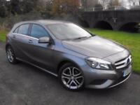 2013 Mercedes-Benz A Class 1.8 A200 CDI BlueEFFICIENCY Sport 7G-DCT 5dr