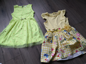 Girls clothes 4-5years, excellent condition