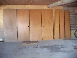 Interior Doors & Closet Doors For Sale