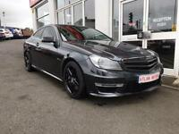 2013 Mercedes-Benz C Class 6.3 C63 AMG MCT 7S 4-MATIC 2dr