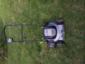 Lawnmower electric 12 Amp