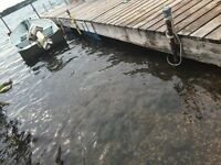 Dock for sale