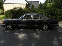 Mercedes Benz 300SE ideal pour collectionneur