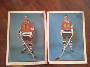 Photos de hockey des années 60 / 60's Vintage hockey pictures