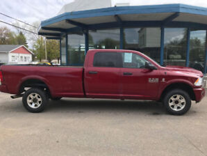 2013 Dodge Ram 2500 Cummings Diesel4X4 , 187000 KM