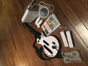 Wii Console, Controllers and Games for Sale