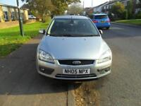 FORD FOCUS 1.6 115 2005 COMPLETE WITH M.O.T HPI CLEAR INC WARRANTY