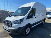 2017 Ford Transit 2.0 350 L3 H3 P/V DRW 129 BHP PANEL VAN Diesel Manual
