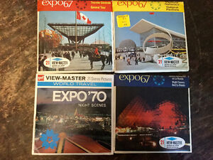 View master expo 67 et expo 70