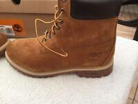 Mens Timberland boots size 10 uk