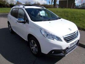 Peugeot 2008 ALLURE (white) 2014