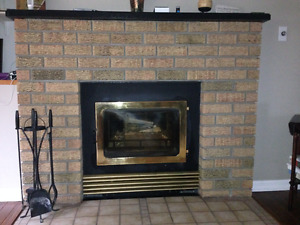 Fire Place (air tight)