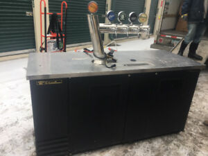 True Keg Fridges and Other Gently Used Bar/Sound Equip for Sale