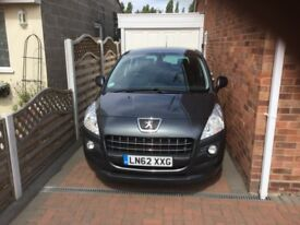 Peugeot 3008 Active E-HDI S-A diesel Automatic