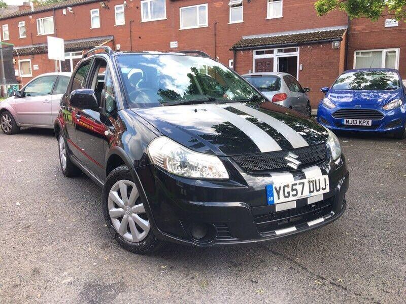 **2007 Suzuki SX4 SZ4 5 Door Hatchback 12 Month Mot 5 Speed Manual**Yaris  Micra Corsa** | in Oldham, Manchester | Gumtree