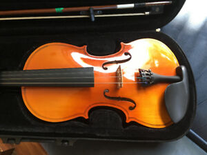 Brand new violin (Large)