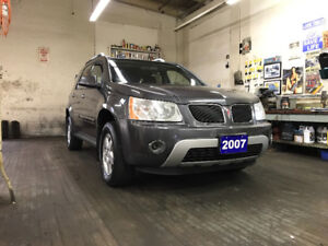 For sale one owner! 2007 Pontiac torrent fwd