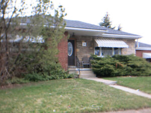 2 Bedroom Basement Apartment on Hamilton Mountain