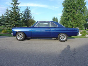 Classic Hot Rod-1966 Pontiac Acadian Canso