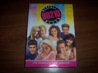 Beverly Hills 90210 Season 1 and 2 DVD Box Sets