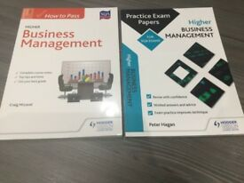 Higher Business Management & Past Papers