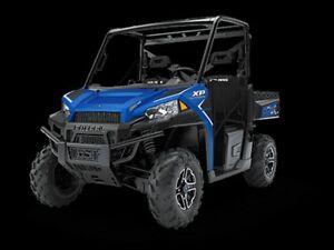 2018 Polaris RANGER XP 900 EPS RADAR BLUE / 44$/sem