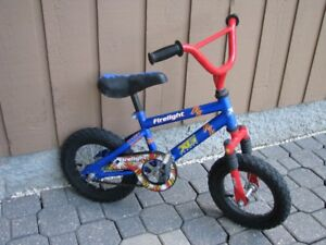 XG FIRELITE Boys Bike - 12 Inch wheels