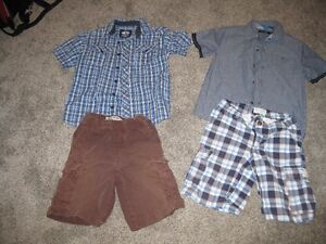 Boys Size 7/8 Clothing 2 Lots