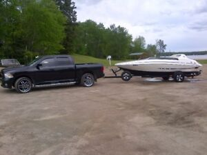 1990 Glastron Carlson CSS 19 Hot Rod Boat