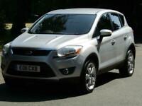 Ford Kuga 2.0TDCi Titanium AWD**4x4**NAV**REV CAMERA**9 FORD STAMPS**BLUETOOTH**