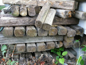 Railroad Ties | Buy New & Used Goods Near You! Find