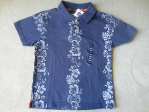 BRAND NEW - GAP POLO SHIRT - SIZE 5