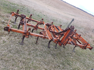 10' three point hitch cultivator