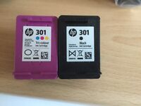 Printer cartridges HP or CANON wanted
