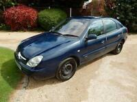 CHEAP CAR - 2002 02 CITROEN XSARA 1.4 LX 5D 75 BHP